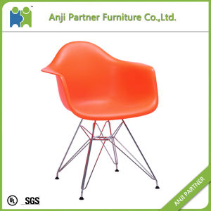 General Use Home Furniture Adult Size Plastic Dining Chair (Coral) pictures & photos