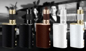 Playboy Vapor 150W Box Mod with Huge Vapor Tank Electronic Cigarette