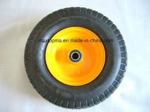 16X6.50-8 pneumatic Rubber Wheel pictures & photos