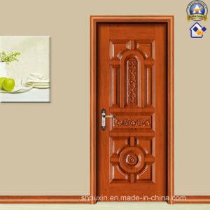 The Luxury Security Steel Door (sx-24-1057) pictures & photos