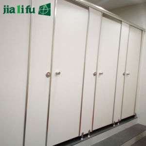 Jialifu Modern Design Compact Laminate Toilet Compartments pictures & photos