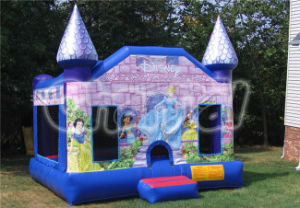 Inflatable Princess Cartoon Bouncer House /Inflatable Bouncy Castle pictures & photos
