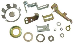 Stamping Metal Parts Use for Electronic pictures & photos