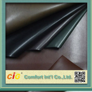 High Quality Colorful Automotive Synthetic Leather pictures & photos