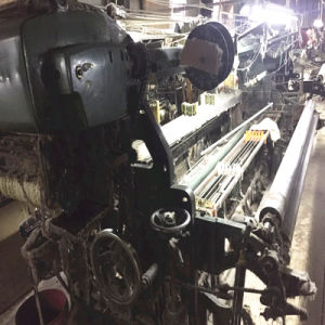 Yue Long 280 Second-Hand Rapier Loom Machinery pictures & photos
