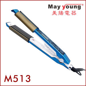 LCD Display 2 in 1design Hair Flat Iron and Hair Flat Iron pictures & photos