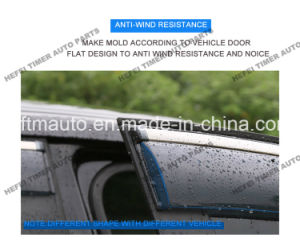 PC Material Window Visor for Toyota Fj Cruiser pictures & photos