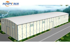 Steel Structure Warehouse with Good Qualtiy From Manufacturer pictures & photos