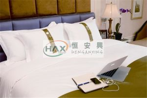 Holiday Inn Bedding Set Cotton Bedsheet