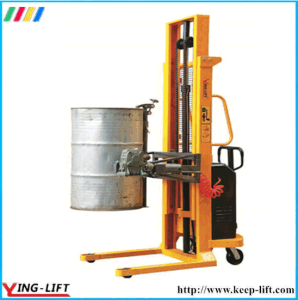 Power Lifting Drum Rotator for 450kg Capacity Yl450 pictures & photos