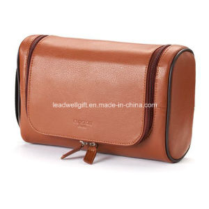 Hanging Leather Travel Kit pictures & photos