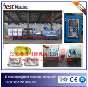 High Quality Daily Necessities Servo Energy Saving Injection Molding Machine pictures & photos