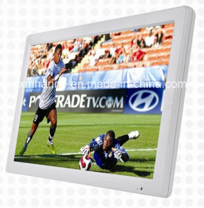18.5′′ Bus/Car/Coach Wall Mounted LCD Screen Display Color TV pictures & photos