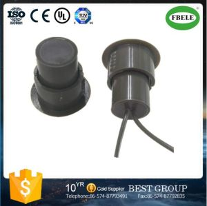 Recessed Mounted Magnetic Contacts Magnetic Switch Steel Door Contact pictures & photos
