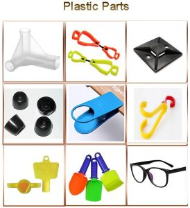 Custom-Made Injection Moulded Plastic Parts pictures & photos