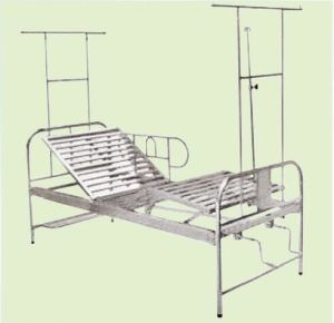 Two-Fuctional Manual Nursing Bed (FM-604)