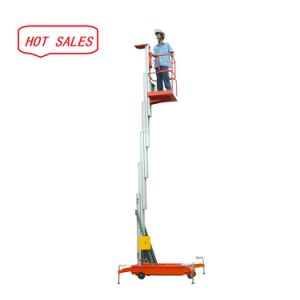 Height 6-9m Aerial Work Lifting Platform pictures & photos