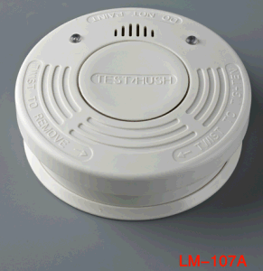 10years Battery Life Smoke Alarm pictures & photos