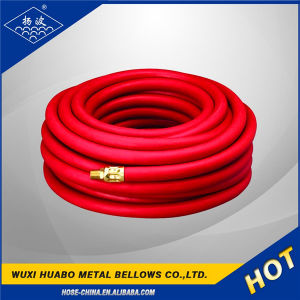 High Pressure Braided Rubber Air Hose pictures & photos