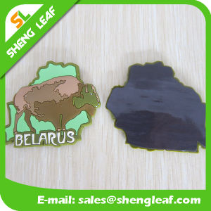 Custom Logo Advertising Promotion Gifts 2D 3D Soft PVC Fridge Magnet pictures & photos