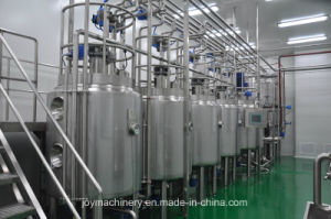 Fermentation and Ferment Growing Mixing Tank pictures & photos