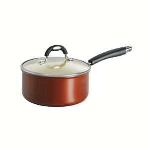 Amazon Vendor Ceramica Coated Sauce Pan, 3-Quart, Metallic Copper pictures & photos