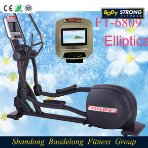 Best Gym Equipment/ Fitness Equipmen/Body Building/Commercial Elliptical with Touch Screen pictures & photos