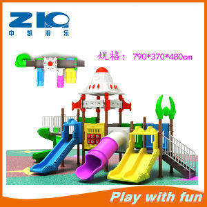 Playground Slide Plastic Toy for Outdoor pictures & photos