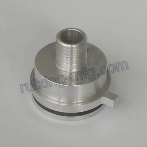 China Supplier Machining Aluminum Connector for Lighting Fixture