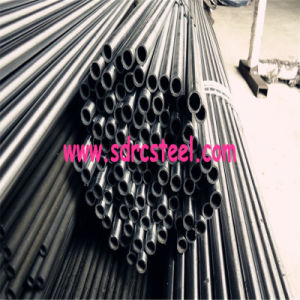 Galvanized Surface Round Black Annealed Steel Pipe pictures & photos