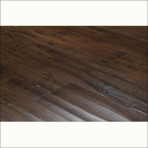 Hot Sale Handscraped HDF Laminate Flooring for Home pictures & photos