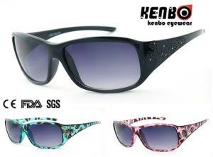 Hot Sale Fashion Sunglasses for Accessory CE, FDA, 100% UV Protection Kp50599 pictures & photos