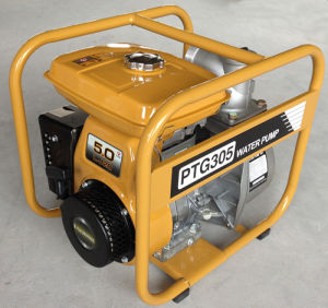 Robin Type Engine Cleaning Water Pump, Petrol Used Water Pump with Factory Price Ptg305 pictures & photos