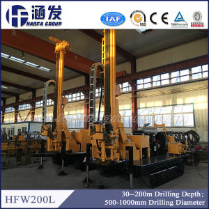 Hfw200L Full Hydraulic Top Drive System Drilling Rig pictures & photos