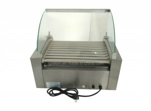 CE Approved 9 Roller Hot-Dog Maker with Warming Case pictures & photos
