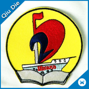 Colorfully Embroidery Clothing Patch with Lockrand pictures & photos