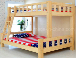 Solid Wooden Bed Room Bunk Beds Children Bunk Bed (M-X2692) pictures & photos