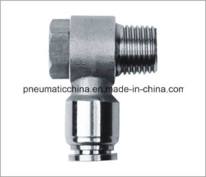Popular Stainless Steel Push in Fitting From Pneumission pictures & photos