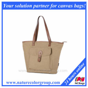 Canvas Tote Handbag pictures & photos