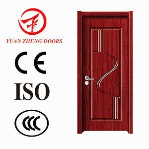 Indian Main Door Designs PVC Wooden Door pictures & photos