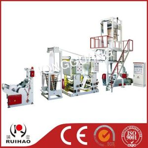 Rotogravure Printing Machine with Plastic Film in Line pictures & photos