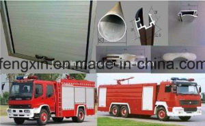 Hot Sale Fire Fighting Truck Aluminum Door pictures & photos