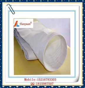 High Temperature Alkali Free E-PTFE Fiberglass Filter Bag for Power Plant pictures & photos