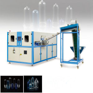 Full automatic plastic bottle blowing machine