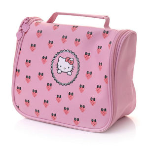 Wholesale Customized Cute Makeup Washing Toiletry Cosmetic Bag pictures & photos