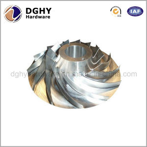 Precision Customised CNC Machining Part Washing Machine Metal Parts Turbine