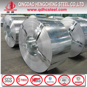 G60 Dx51d Hot Dipped Zinc Coated Steel Strip pictures & photos
