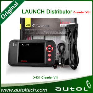 2015 New Launch X431 Creader VIII Comprehensive Diagnostic Instrument Launch Creader 8 pictures & photos