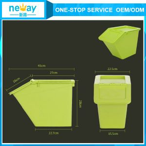 Top Quality Portable Plastic Storage Color Box pictures & photos