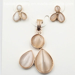 Imitation Stainless Steel Fashion Set Jewelry for Decoration pictures & photos